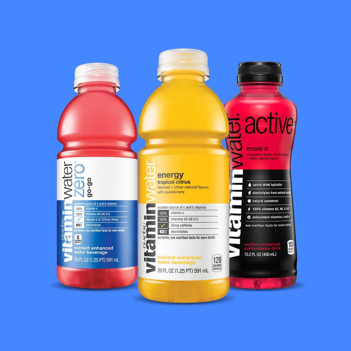 vitamin water återförsäljare